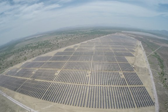 Solar Power Plants (Honduras)
