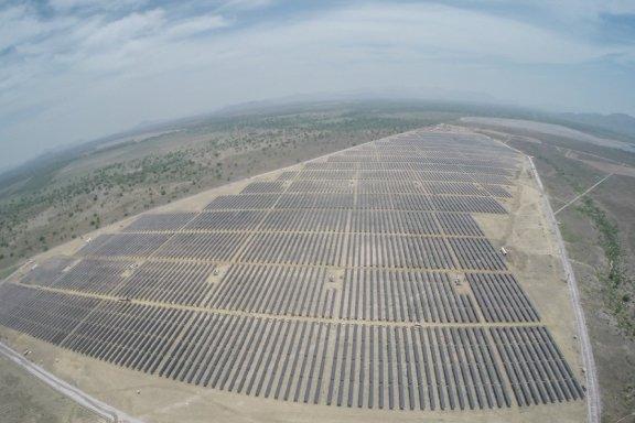 Solar Power Plants (Honduras)