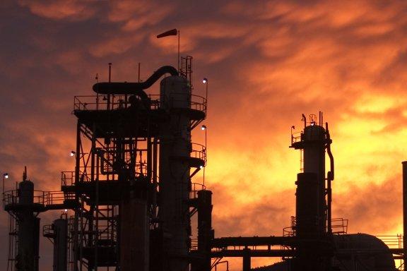 North Dakota Davis Refinery