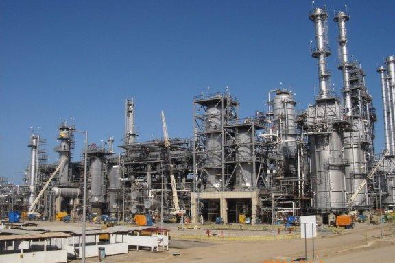 EPC of processing units for the Puerto la Cruz Refinery