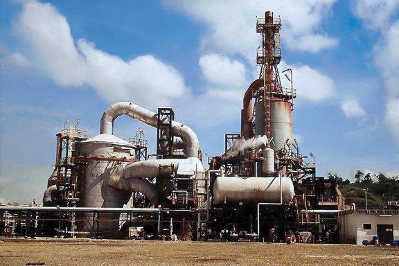 New Sulfuric Acid Plant, 800 MTD