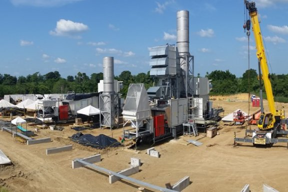 Electrical Power Generation Plants